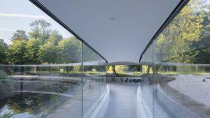 Bezoekerscentrum Park Vijversburg - Inzending - Next Step Program